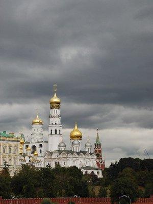Moscow - Church