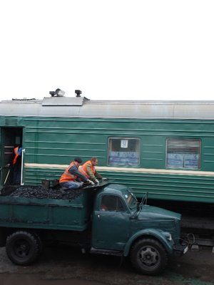 Transsiberian - Coal delivery