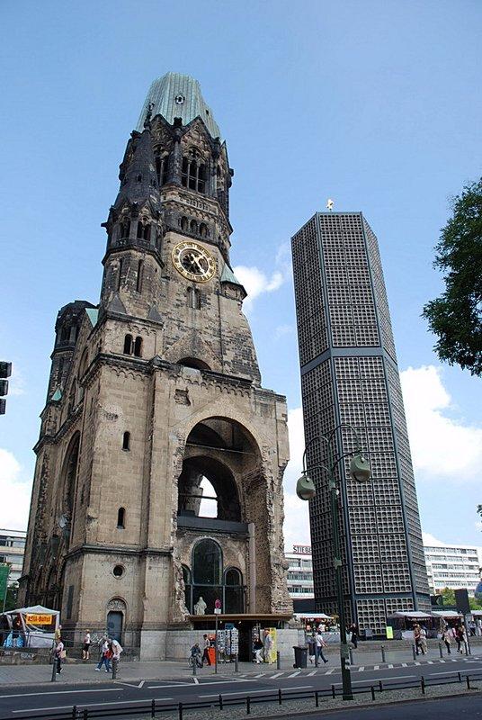 Berlin - Gedächtniskirche