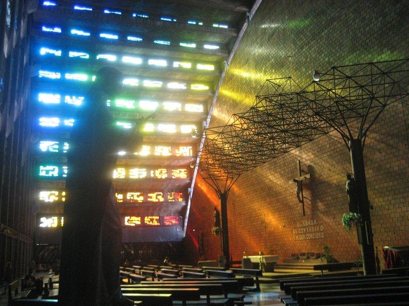 San Salvador - Iglesia El Rosario