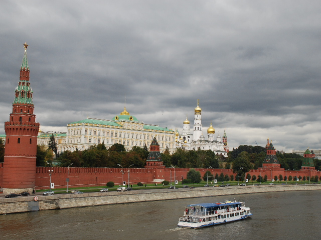 Kremlin - View from the Bridge