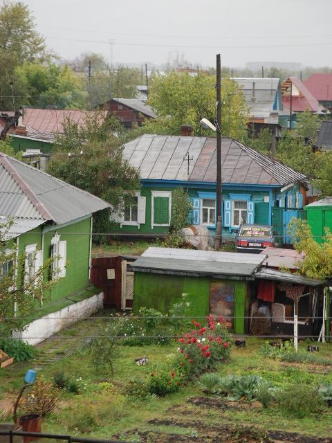 Transsiberian - City view
