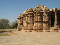 Sun temple, Gujarat