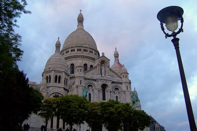 Sagrado Corazon, Paris