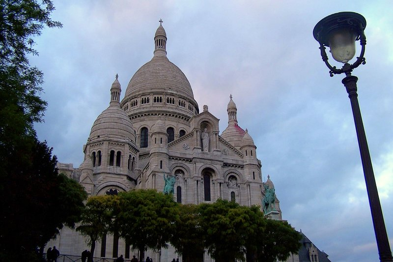 Sagrado Corazon, Paris