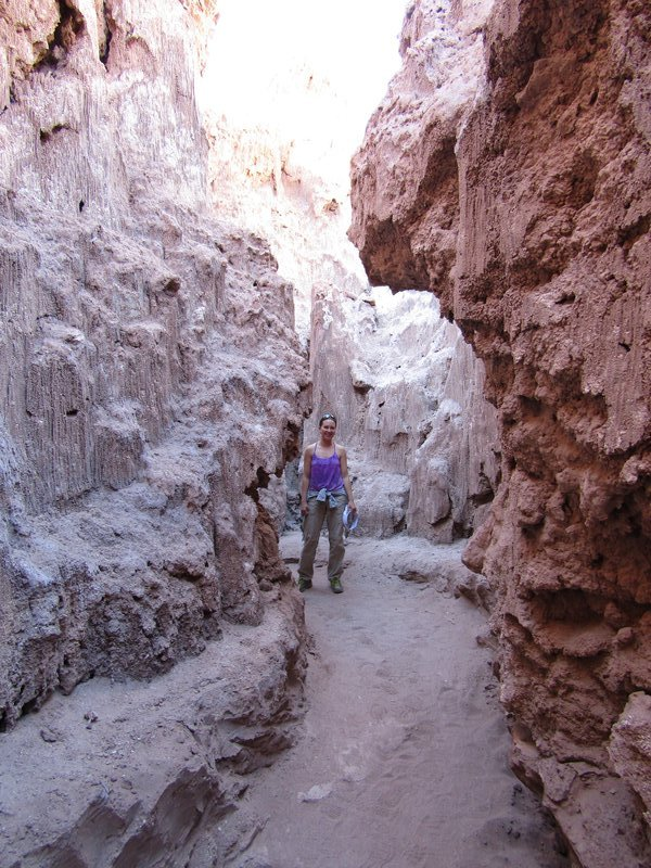 The cavern in Moon Valley