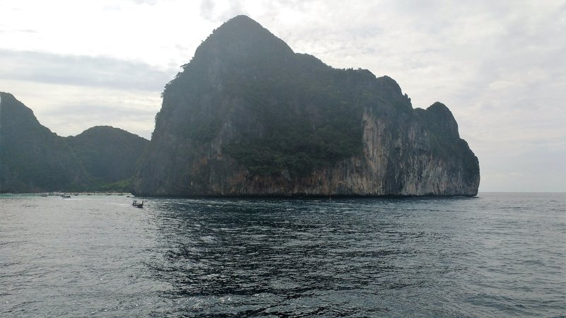 Limestone islands