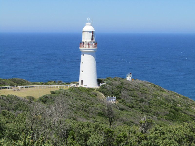 Castle Cove Lighthouse on Cape Otway