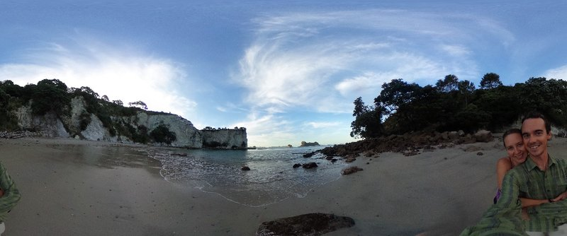 Gemstone Bay near Cathedral Cove