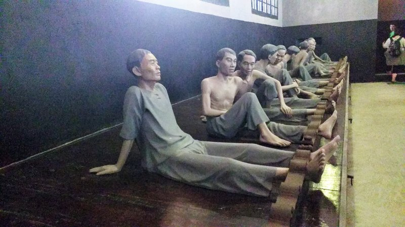 Hanoi french prison Hual Lo