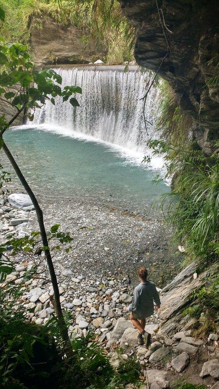 Hike to a waterfall
