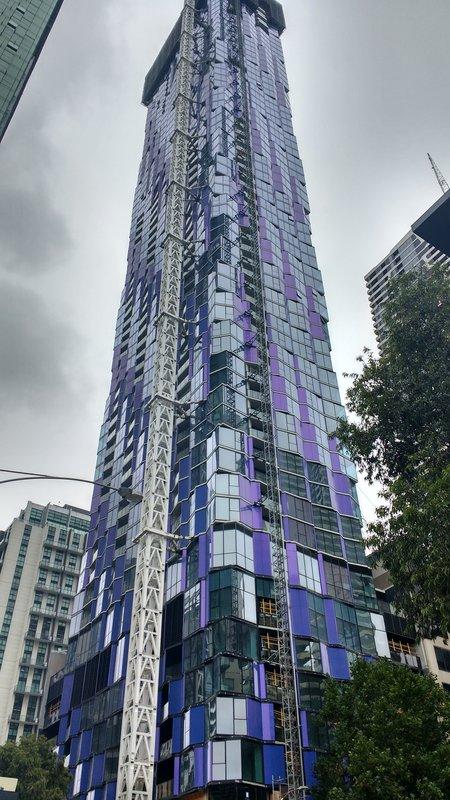 A building downtown Melbourne