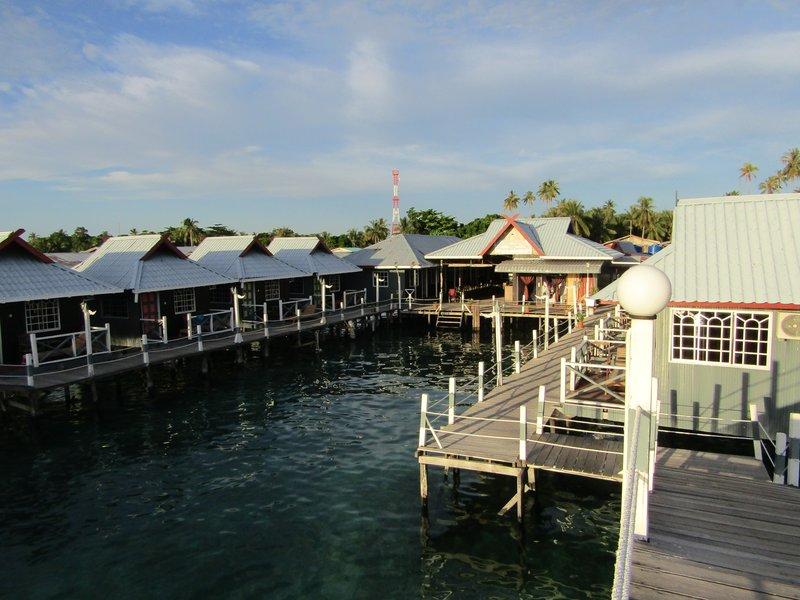 Billabong resort