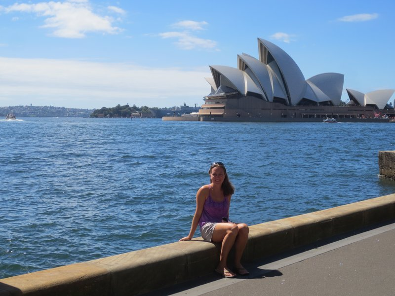 Jill and the opera house