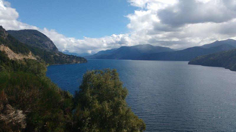 Lake near San Martin de los Andes