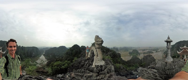 Lying Dragon Mountain