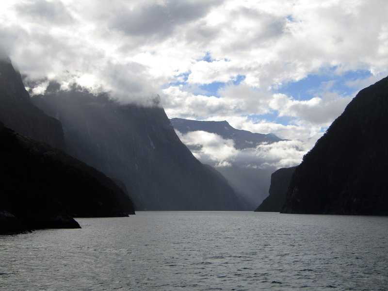 Milford sound again