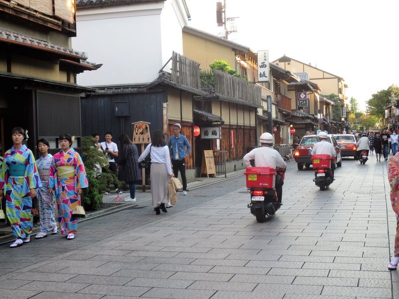 Shimbashi, most beautiful street in Asia