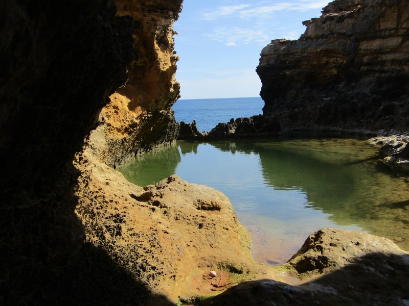 The Grotto near Port Campbell
