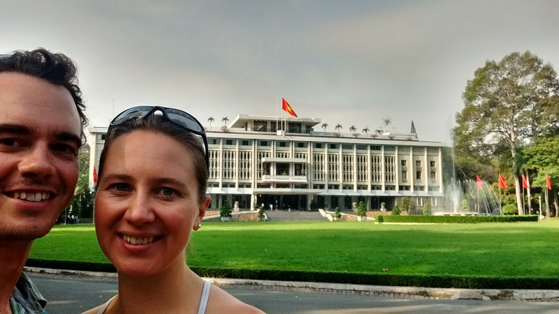 independance palace