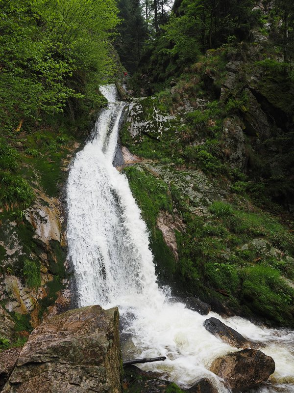 Waterfalls Allerheiligen