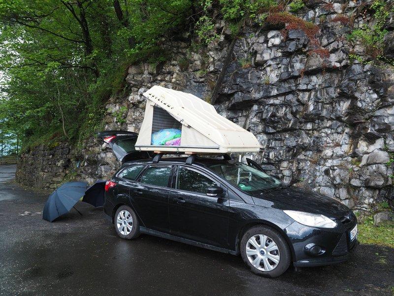 Car-Top Tent