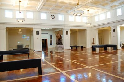 Foyer in parliament house