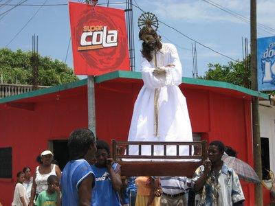 Semana santa (paaskeuka)
