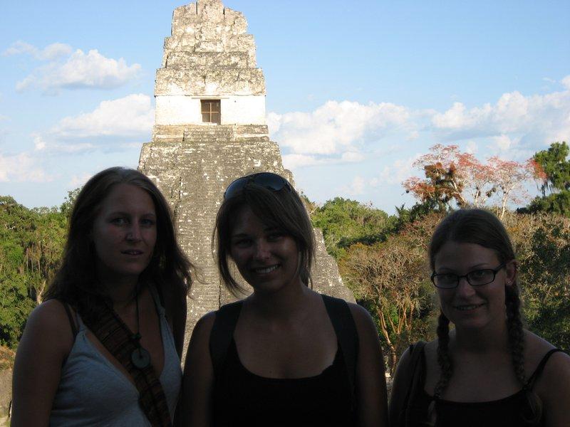 Jungelruinene i Tikal!