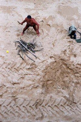 beach racketball