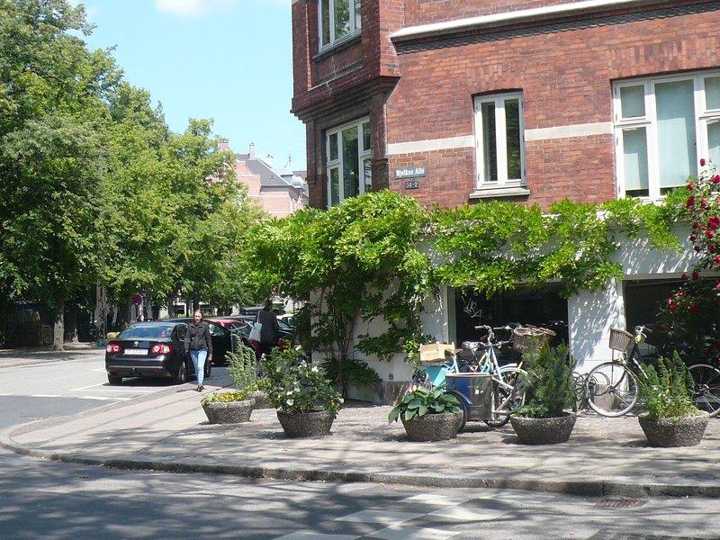 Une rue de Nørrebro