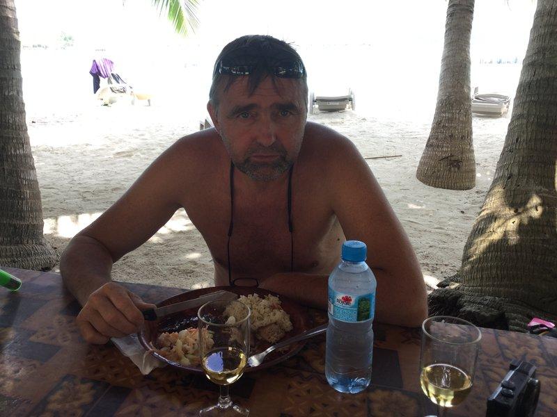 Terje lunch