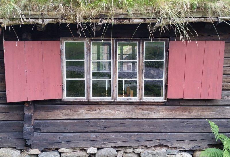 45.3  Holz und Grasdach. Sieht doch gemütlich aus.