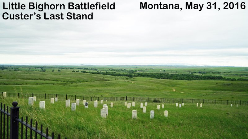travel journal 2016 0531 custer battlefield 05 to the river