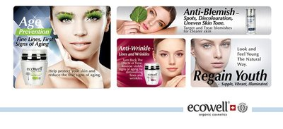 Ecowell Diamond - Natural eco bio cosmetics