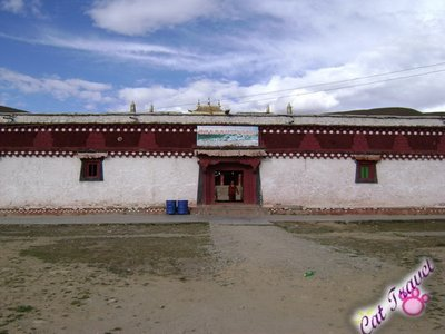 Shangri-la tour--Changqingchunke&#39;er Monastery 5