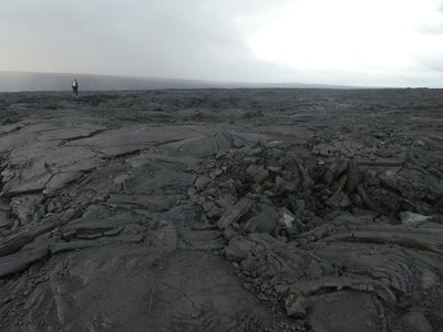 Mauna Kea Lava Flow