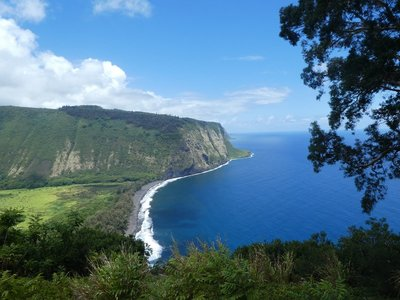 Waipio Bay
