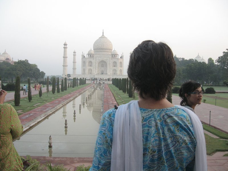 A visit to the Taj has to be repeated, again and again