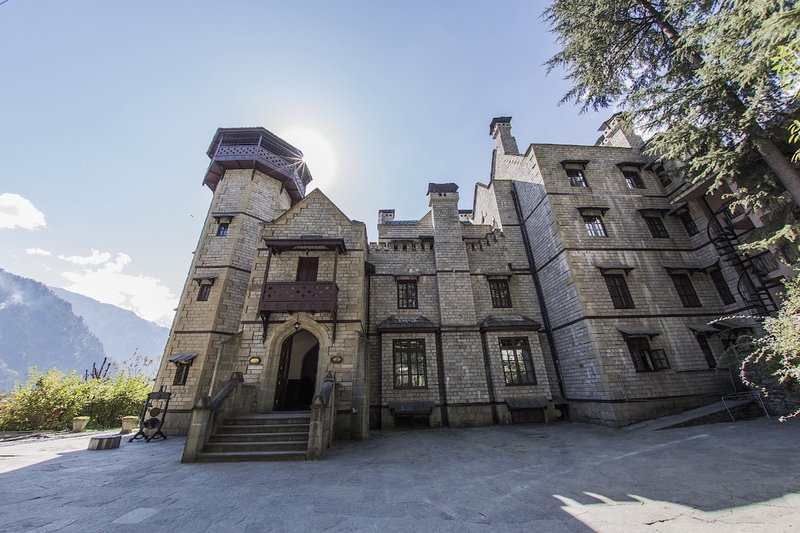 The Himalayan - Gothic Castle in Manali, Himachal