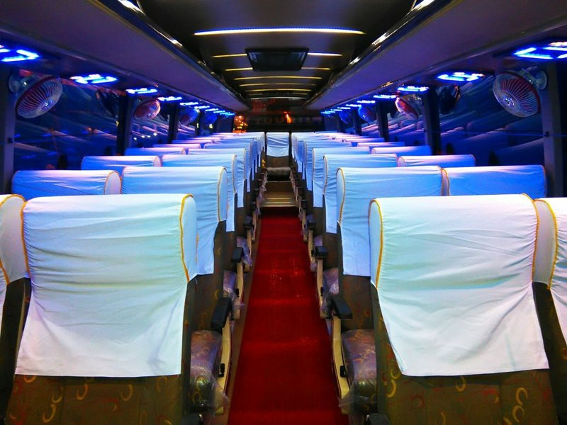 49 seater luxury ac coach