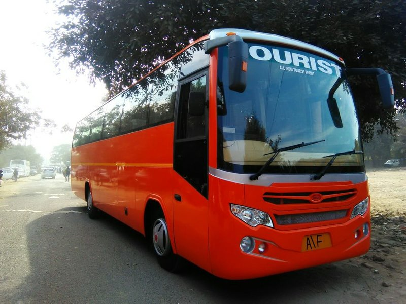 45 Seater Luxury coach