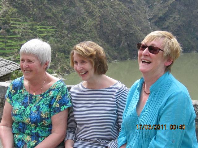 Yvonne & Friends from UK