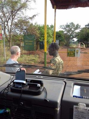 Leaving Murchison