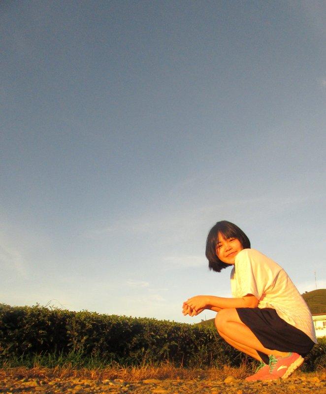 Luisa sunrise Moc Chau