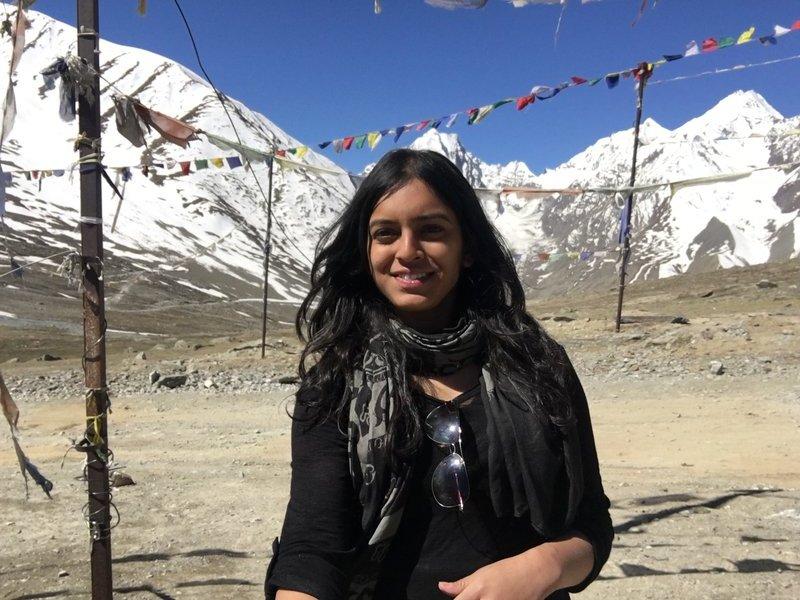 Priya Ravinder Writer