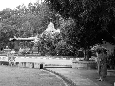 Gong Mu temple, Mae Hon Son