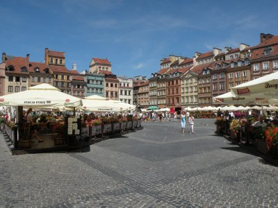Market Square, Warsaw
