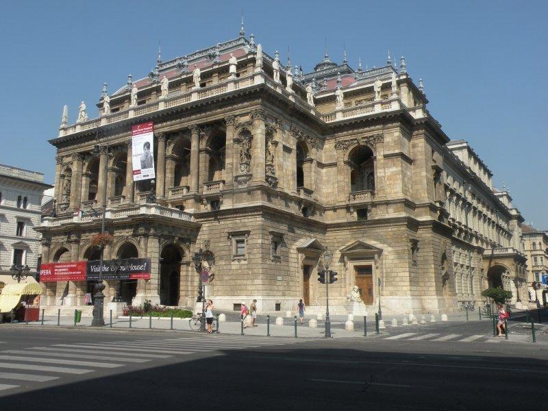 Opera House, Budapest