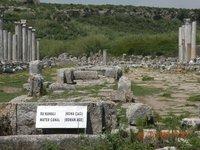 Roman Ruins, Perge, Turkey